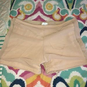 Fashion Nova Boy Short Butt Lifters